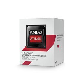 AMD Athlon X4 5150 Kabini (4core,1.6GHz,2MB,25W,AM1) box, Radeon HD 8400