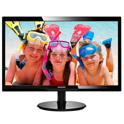 "Philips 246V5LSB/00 24"" LED 1920x1080 10 000 000:1 5ms 250cd DVI černý"