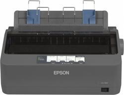 Epson inkoustová tiskárna LX-350, A4, 9jehl., 350zn., LPT/RS232/USB