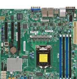 SUPERMICRO MB 1xLGA1151, iC236,DDR4,8xSATA3,PCIe 3.0 (1 x8 (in x16), 1 x8, 1 x4 (in x8)), 1x M.2 NGFF, 4xLAN,IPMI