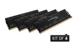 Kingston HyperX Predator DDR3 32GB (Kit 4x8GB) DIMM 1866MHz CL9 XMP černá