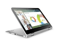 HP Spectre 13-4102nc, Core i7-6500U dual, 13.3 FHD, UMA, 8GB, 256GB M.2, W10, Touch/Natural silver - Metal