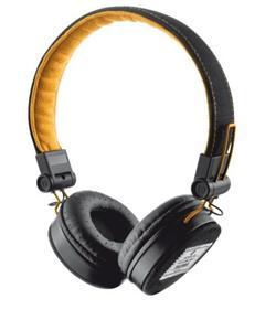 Trust Fyber Headphone - black/orange