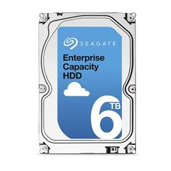 Seagate Enterprise Capacity - 6TB/7200rpm/SATA-6G/128MB