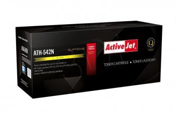 Toner ActiveJet AT-542N | Yellow | 1600 str. | HP CB542A