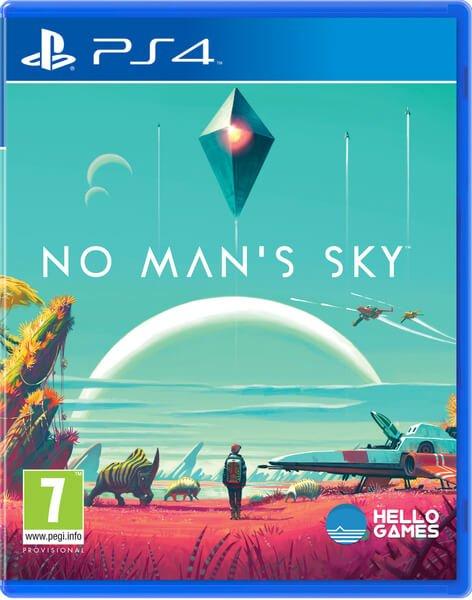 SONY PS4 hra No Man´s Sky