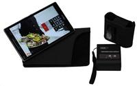 """EET CUBE 8 dotyková pokladna 8"""" ASUS zenPAD 8, kožené pouzdro, BT mobilní tiskárna, vč. prodejního SW Pexeso"""