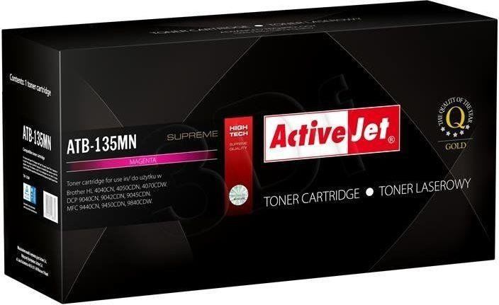 ActiveJet Toner BROTHER TN-135M Supreme (ATB-135MN) 4000 str.