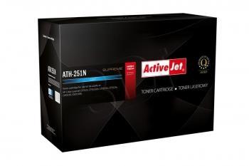 Toner ActiveJet ATH-251N | Cyan | 7000 str. | HP CE251A (504A), Canon CRG-723C