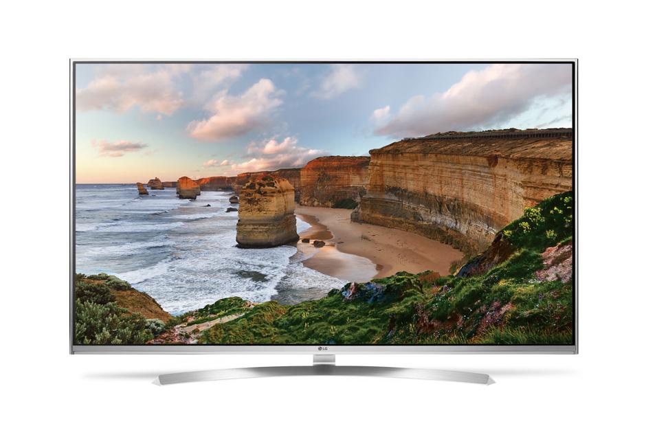 """LG 55"""" LED TV 55UH8507 SUPER 4KUHD/DVB-T2CS2"""