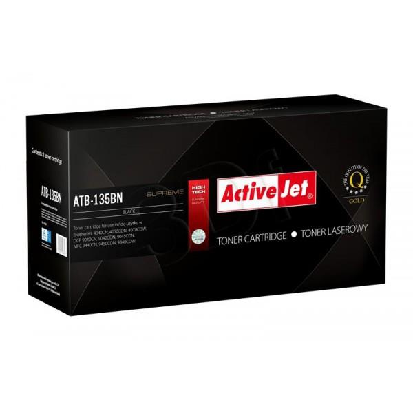 ActiveJet Toner BROTHER TN-135BK Supreme (ATB-135BN) 5000 str.