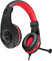 SPEED LINK sluchátka s mikrofonem SL-860000-BK LEGATOS Stereo Gaming Headset, black