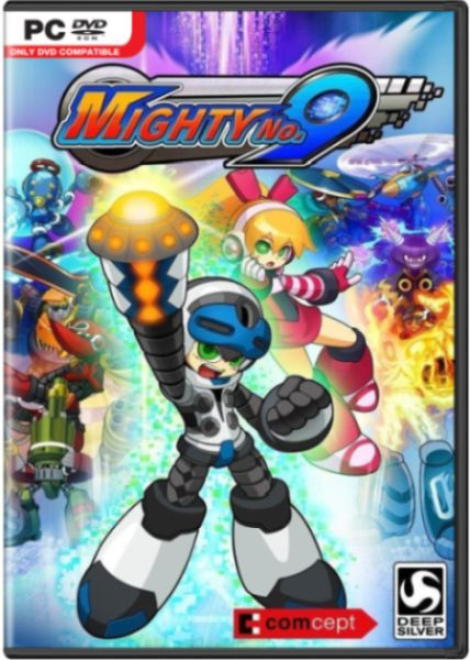 PC - Mighty No.9