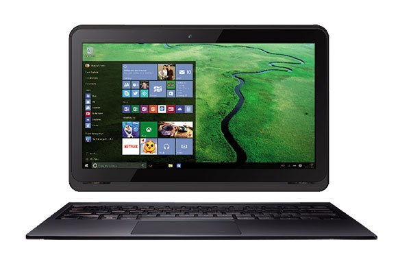Umax VisionBook 11Wi Pro/Atom 1,44GHz QC/11,6´´ 1366x768 IPS/2GB/32GB/SD/HDMI/WLn/BT/9000mAh/Win10HE
