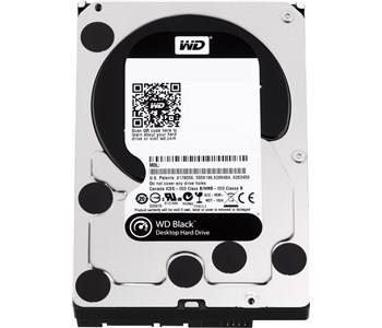 WD BLACK WD4004FZWX 4TB SATAIII/600 64MB cache 7200 ot.