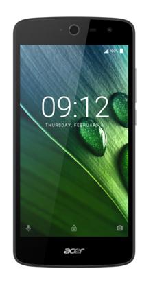 """ACER LIQUID ZEST LTE 5"""" IPS 1280x720, 1GHz Quad-Core, ROM 16GB, RAM 2GB, kamera 8Mpx/5Mpx, modrý, Android 6.0"""