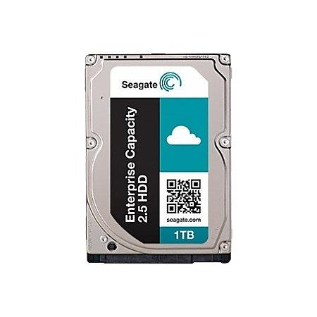 Seagate Enterprise Capacity HDD, 2.5'', 1TB, SATA, 7200RPM, 128MB cache