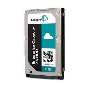 Seagate Enterprise Capacity HDD, 2.5'', 2TB, SATA, 7200RPM, 128MB cache