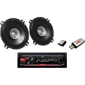SADA KD X130 + REPRO 15CM + USB 8GB JVC