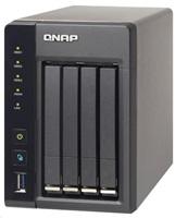 QNAP TS-453S-Pro TWR 4x 2.5 SATA Celeron 2.0 QC 2GB DDR3L 4xGLan