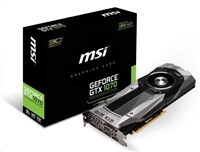 MSI GeForce GTX 1070 Founders Edition