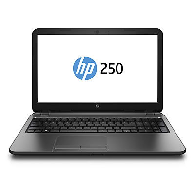 HP NB 250 G5 N3710 15.6 HD 4GB 500GB DVDRW W10