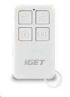 iGET SECURITY M3P5 Dálkové ovládání - klíčenka k alarmu M3