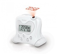 Oregon RM313PW - digitální budík s projekcí času