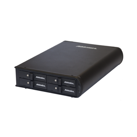 Addonics Sapphire Snap-In Disk Array eSATA/USB3.0
