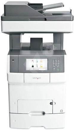 Lexmark X748de, color laser MFP, Copy/Fax/Scan, 33/33str/min, USB, LAN, Duplex