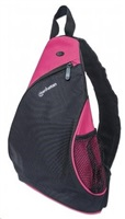 "MANHATTAN Dashpack 12"" Black/Pink"