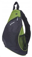 "MANHATTAN Dashpack 12"" Black/Green"