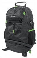 "MANHATTAN Trekpack 17"" Black/Green"