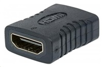 MANHATTAN HDMI Coupler A female to A female, straight connection