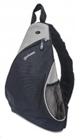 "MANHATTAN Dashpack 12"" Black/Light Gray"