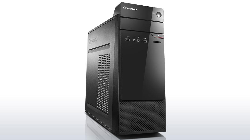 LENOVO PC S200 Tower N3700@1.6GHz, 4GB, 500GB72, Intel HD, VGA, HDMI, DVD, 6xUSB, DOS