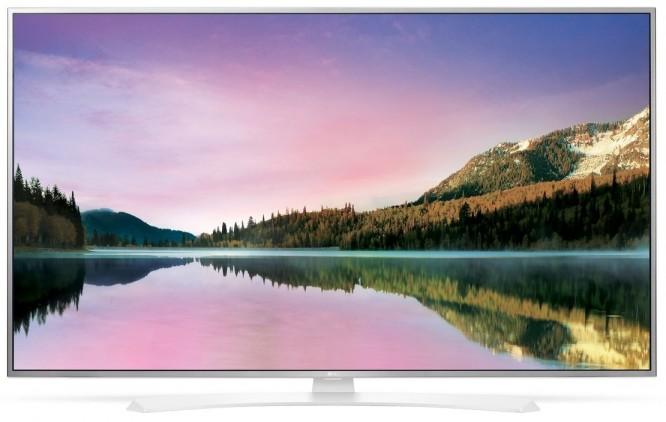 """LG 49"""" LED TV 49UH664V SUPER 4KUHD/DVB-T2CS2"""