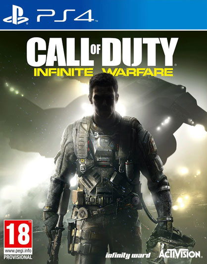 PS4 - Call of Duty: Infinite Warfare