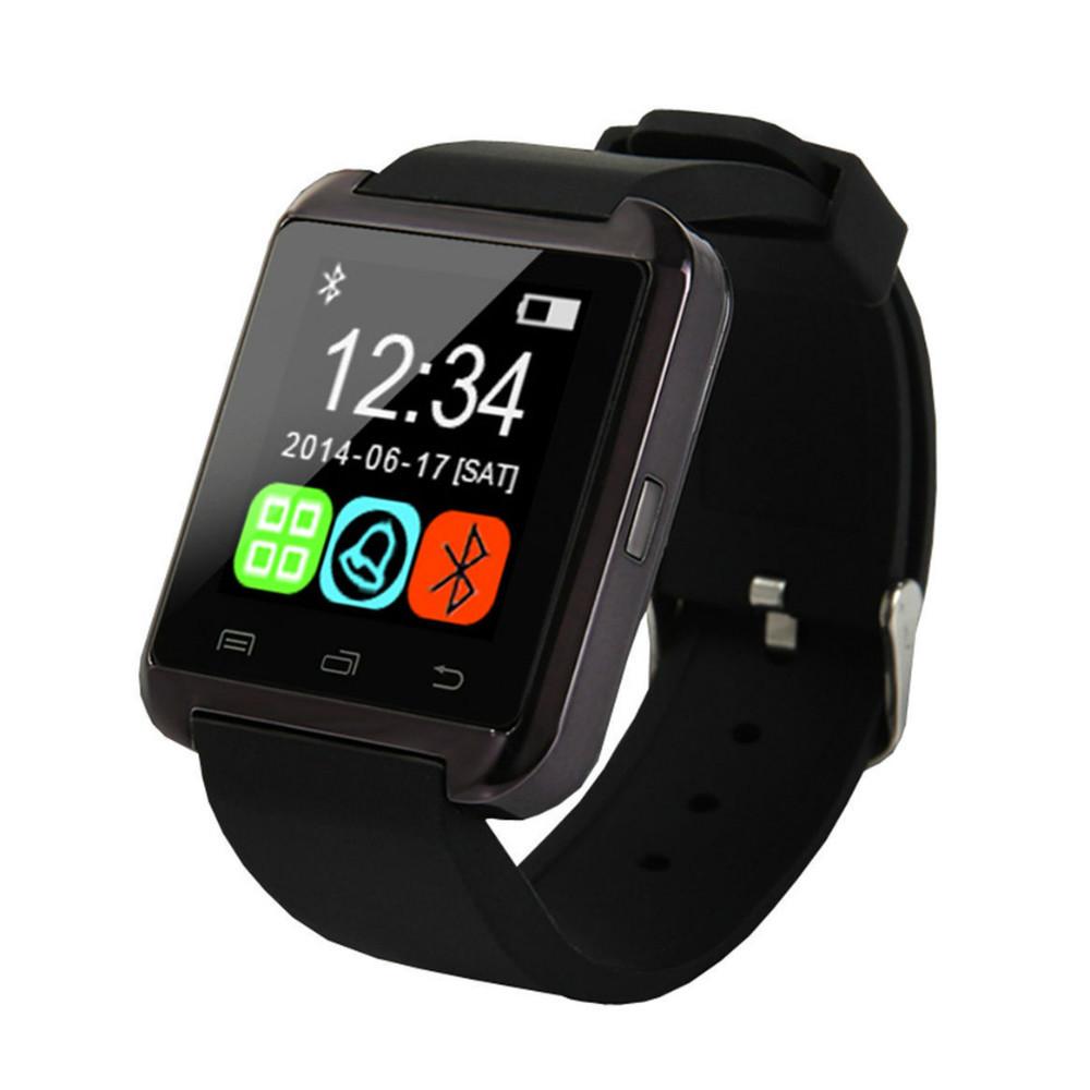 Smart hodinky U8 černé