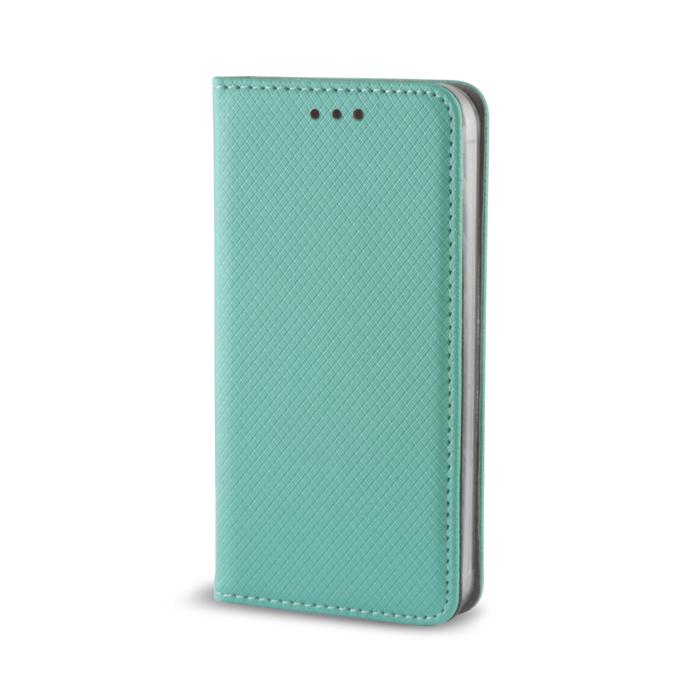 Pouzdro s magnetem Sony Xperia M4 Aqua mint