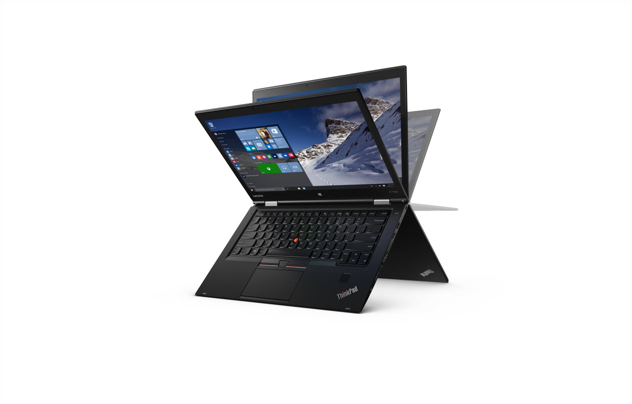 "ThinkPad X1 Yoga 14"" OLED WQHD Touch/i7-6500U/8GB/512GB SSD/4G LTE/HD/Win 10 Pro"