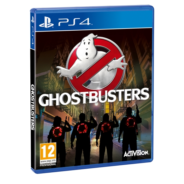 PS4 - Ghostbusters