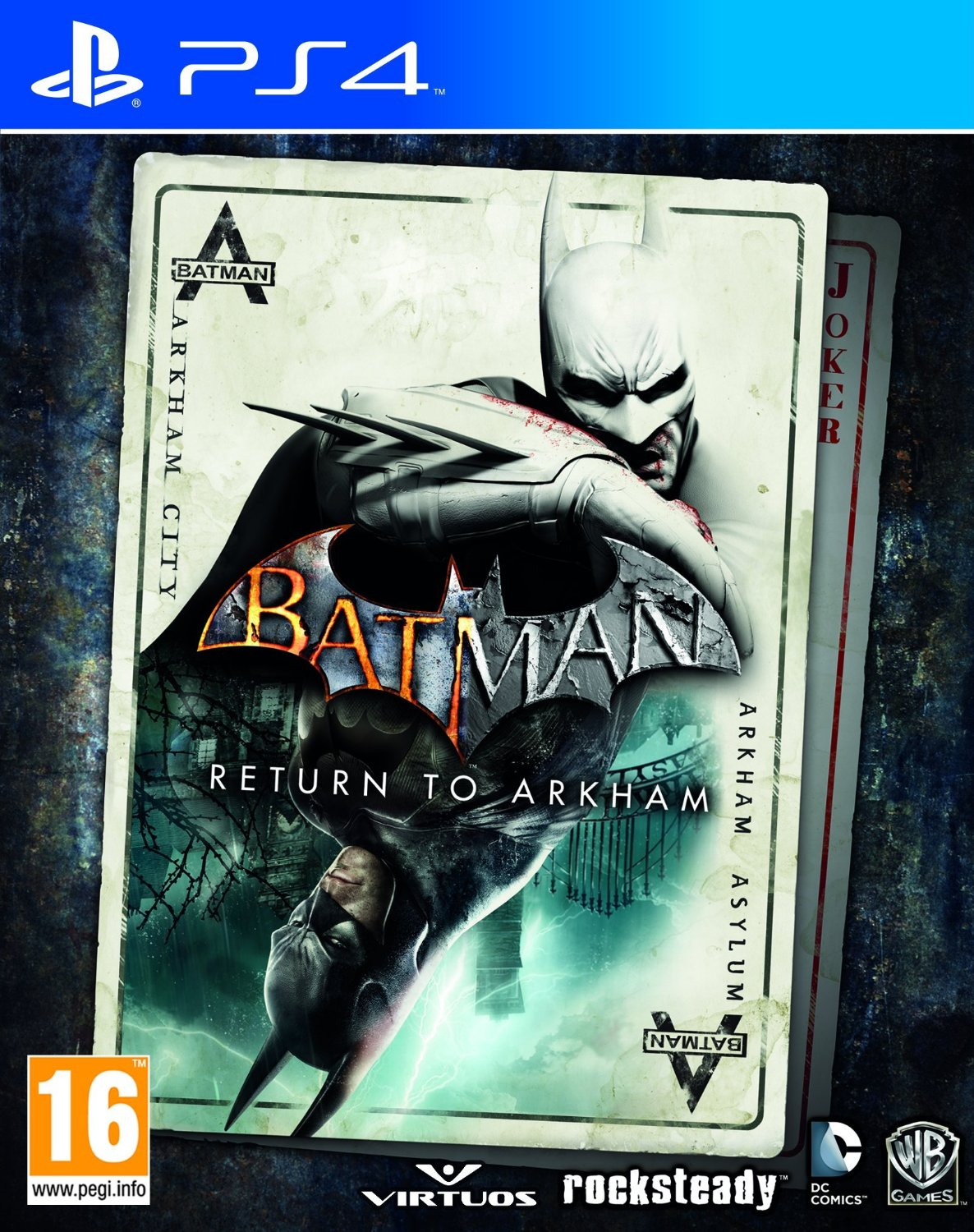 Warner Bros. PS4 Batman: Return To Arkham