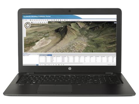 HP ZBook 15 G3 UHD/i7-6820HQ/16GB/512SSD/NV/VGA/HDMI/TB/RJ45/WIFI/BT/MCR/FPR/3RServis/7+10P