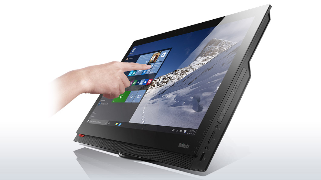 "Lenovo AIO ThinkCentre M900z 23,8"" Multitouch/FHD/i7-6700/8GB/256 GB SSD/DVD-RW/Win10PRO"