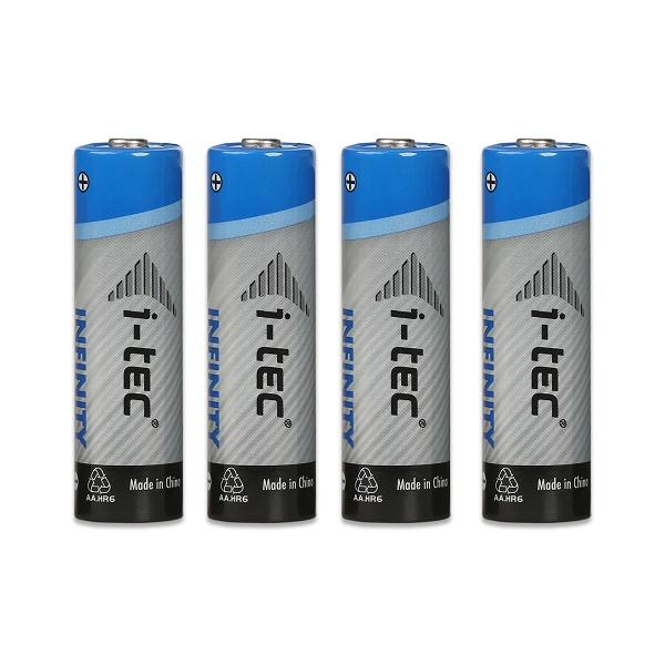 i-Tec nabíjecí baterie AA 2500 mAh INFINITY, 4 ks