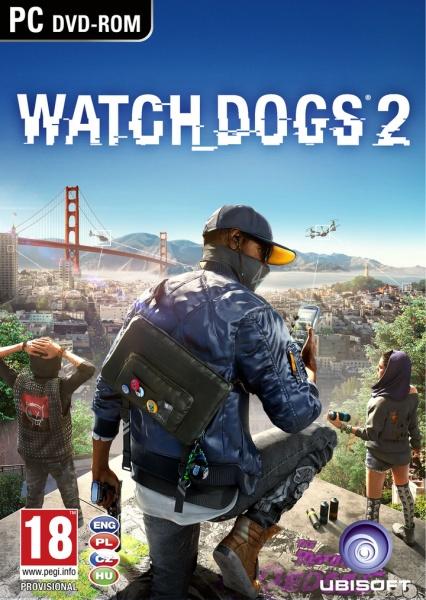PC CD - Watch_Dogs 2