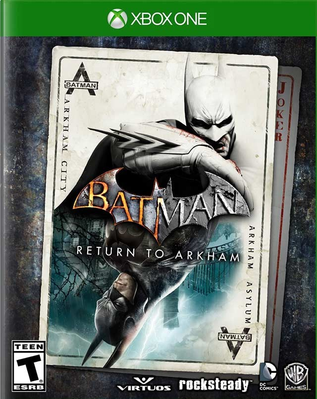 Warner Bros. XBox One Batman: Return To Arkham