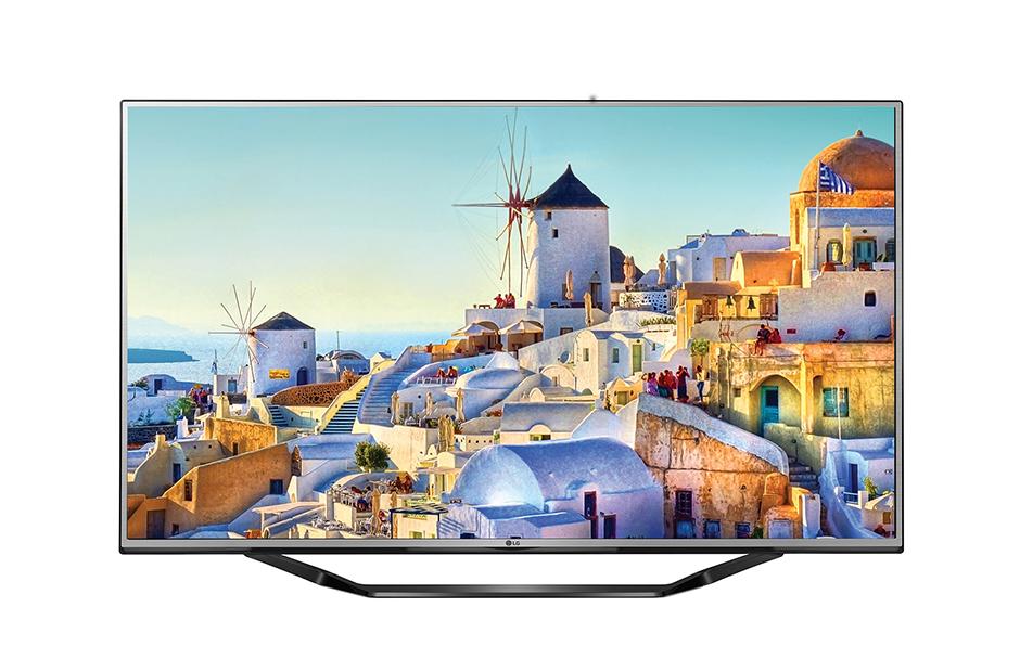 """LG 55"""" LED TV 55UH6257 UHD/DVB-T2CS2"""