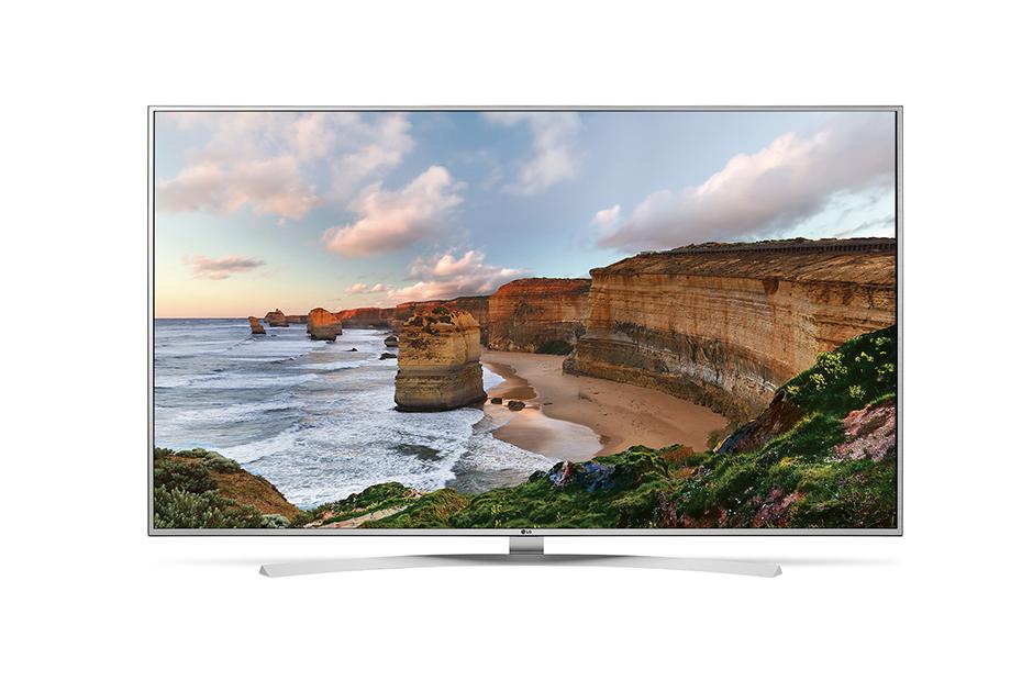 """LG 65"""" LED TV 65UH7707 SUPER 4KUHD/DVB-T2CS2"""